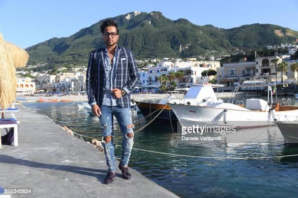 Samuel Sohebi attends 2017 Ischia Global Film Music Fest on July 9 2017 in Ischia Italy