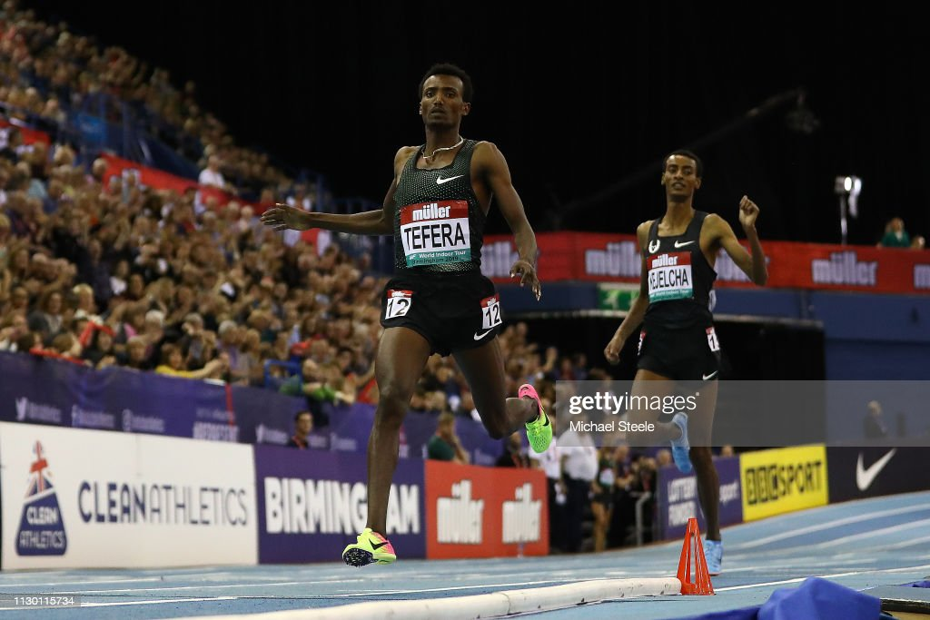 Muller Indoor Grand Prix - IAAF World Indoor Tour : News Photo