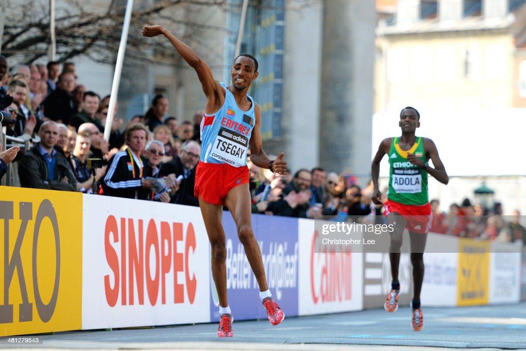 IAAF/Al-Bank World Half Marathon Championships : News Photo
