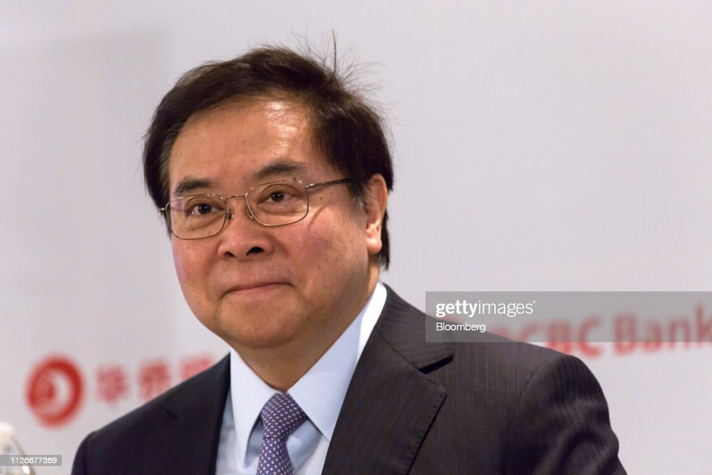 SGP: OCBC CEO Samuel Tsien Attends Earnings News Conference