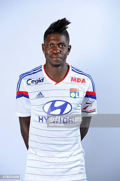 Samuel UMTITI Portrait Officiel Lyon Icon Sport/MB Media