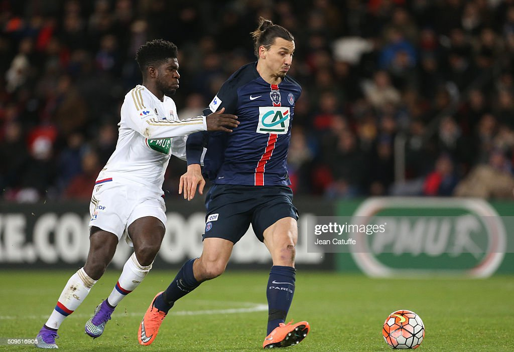 Paris Saint-Germain v Olympique Lyonnais - French Cup : News Photo