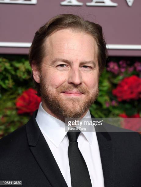 Samuel West attends the Evening Standard Theatre Awards 2018 at Theatre Royal Drury Lane on November 18 2018 in London England