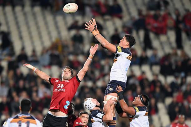 NZL: Super Rugby Trans-Tasman Rd 1 - Crusaders v Brumbies
