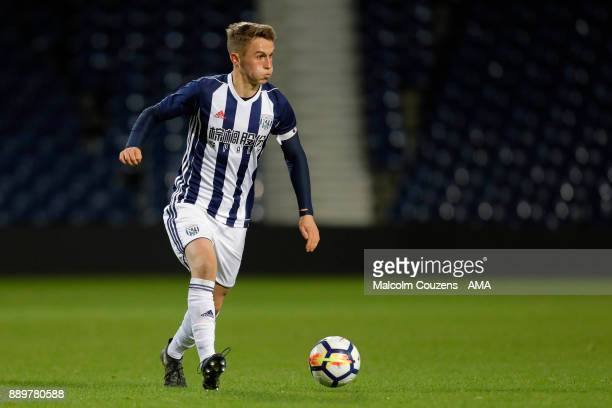 Samuel Wilding of West Bromwich Albion during the FA Youth Cup game between West Bromwich Albion and Leyton Orient on December 5 2017 in West...