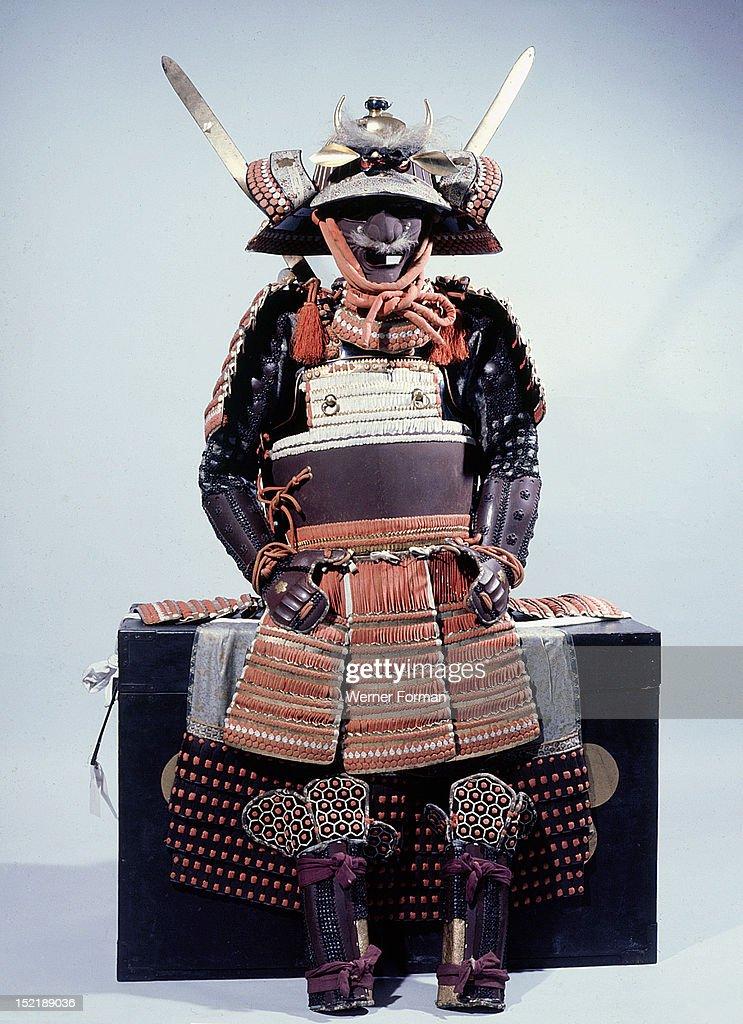 Samurai Armour Japan Japanese 16th 17th C News Photo Getty Images