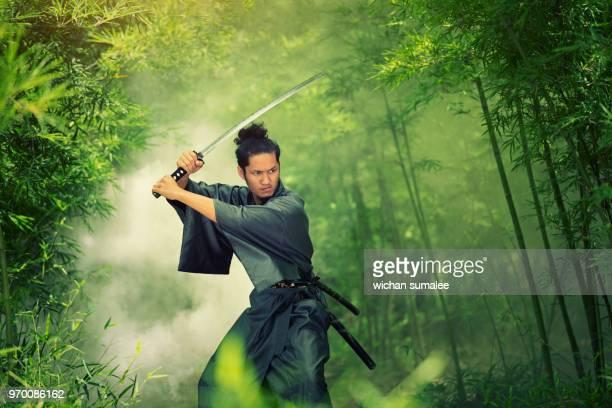 samurai - 武道 ストックフォトと画像