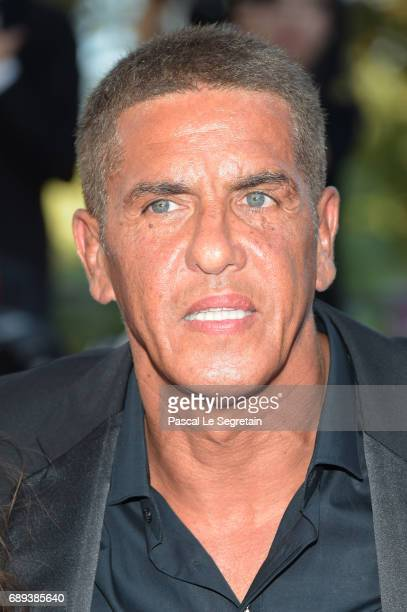 Samy Naceri attends the Closing Ceremony of the 70th annual Cannes Film Festival at Palais des Festivals on May 28 2017 in Cannes France