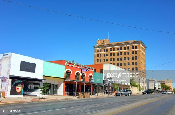 san angelo, texas - san angelo texas stock pictures, royalty-free photos & images