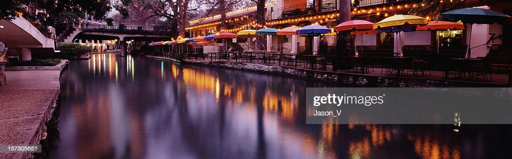 San Antonio Riverwalk 2 : Foto de stock