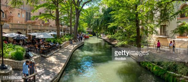 san antonio riverwalk texas  usa - san antonio texas stock pictures, royalty-free photos & images