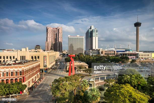 san antonio texas usa - san antonio texas stock photos and pictures