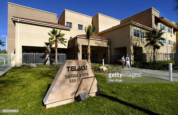 San Bernardino Dec10 2004 ––– TELACU senior citizens residence in San Bernardion built by the East Los Angeles Community Union This is an...