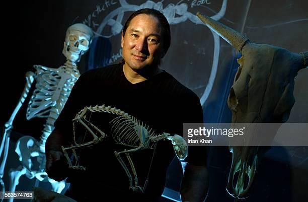 San Bernardino Oct 08 2003 ––– Stuart Sumida Professor of Biology at California State University San Bernardino Prof Sumida works with animators and...