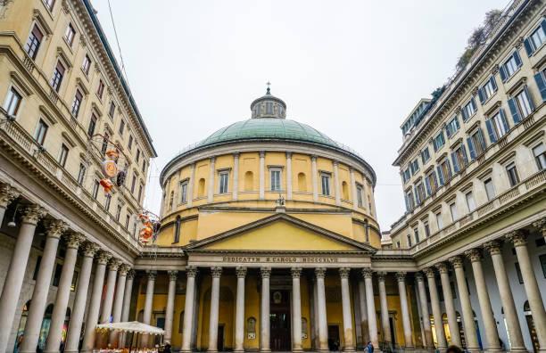 San Carlo Church In Milan