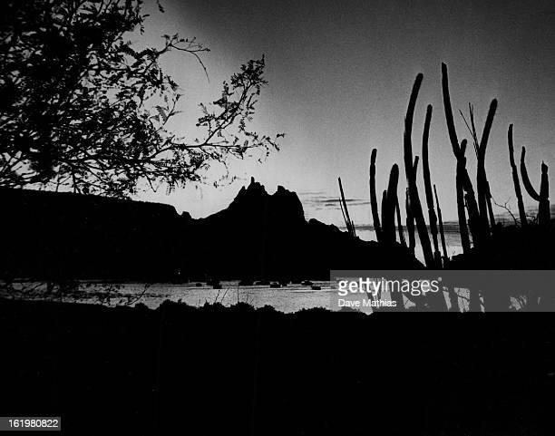 MAR 31 1965 FEB 3 1969 San Carlos a few miles north of Guaymas Mexico boasts a trailer park overlooking the beach