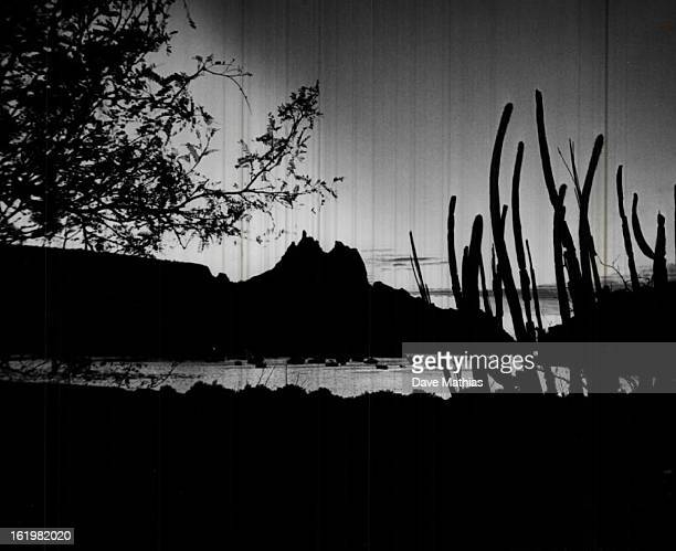 MAR 31 1965 FEB 3 1969 FEB 9 1969 San Carlos a few miles north of Guaymas Mexico boasts a trailer park overlooking the beach