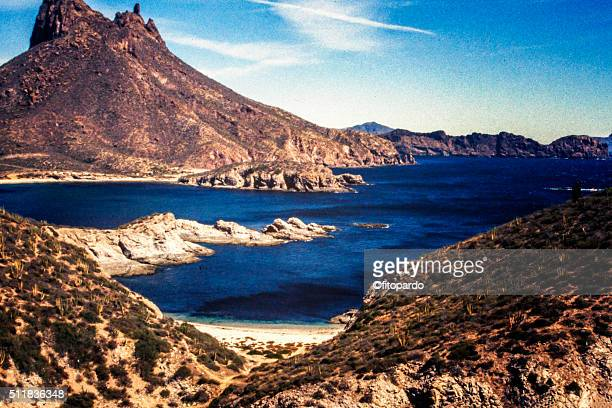 san carlos, sonora - sonora mexico stock photos and pictures