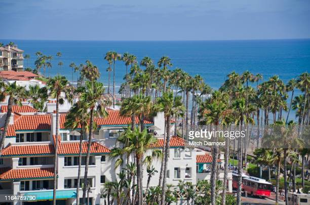 san clemente town - san clemente california stock pictures, royalty-free photos & images