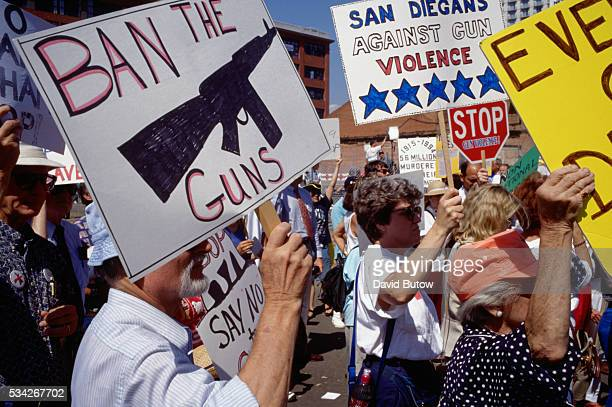 Antigun protest during Republican Convention They are family members of shooting victims