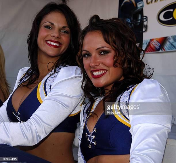 San Diego Chargers Dancers: San Diego Chargers Cheerleaders Fotografías E Imágenes De