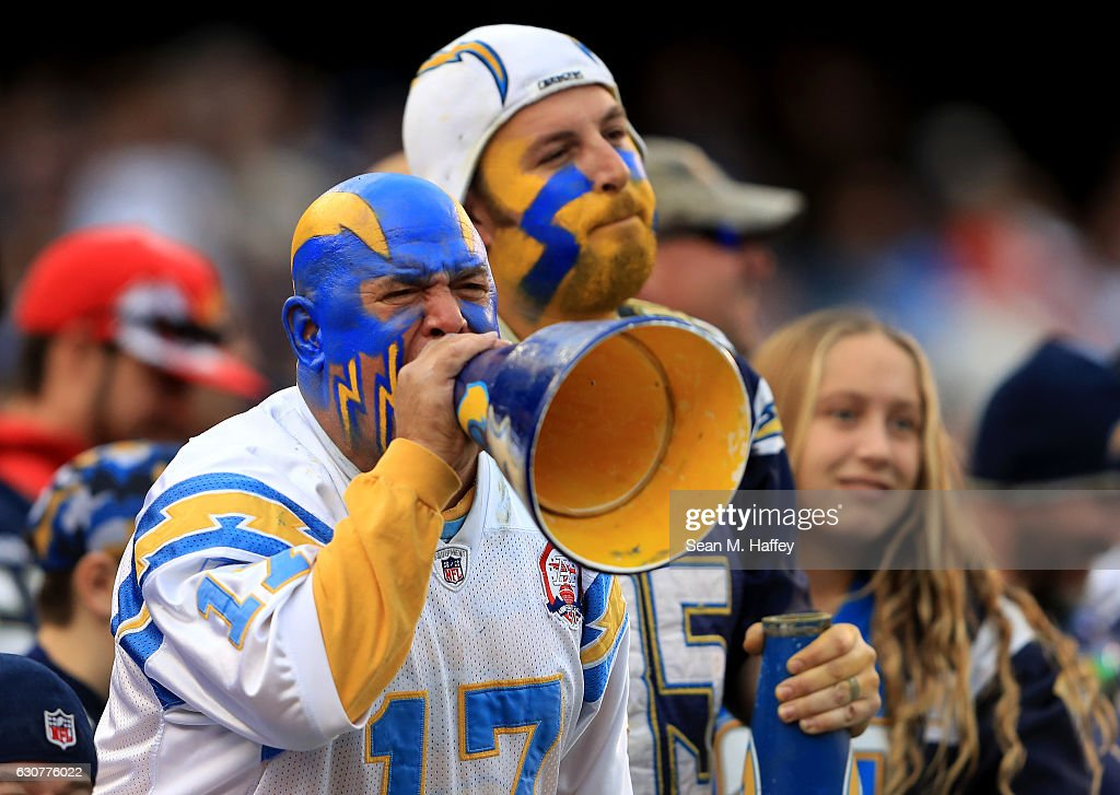 Kansas City Chiefs v San Diego Chargers : News Photo