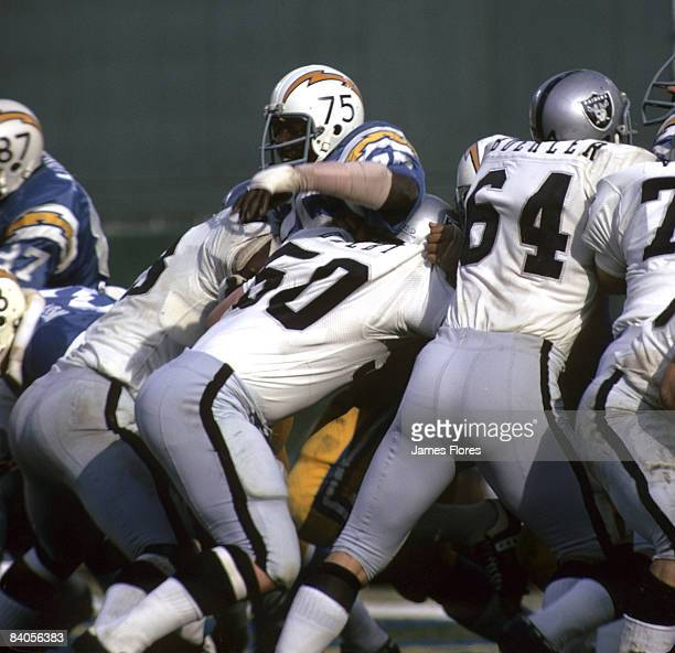 San Diego Chargers Hall Of Fame Players: Oakland Raiders V San Diego Chargers Stock Photos And