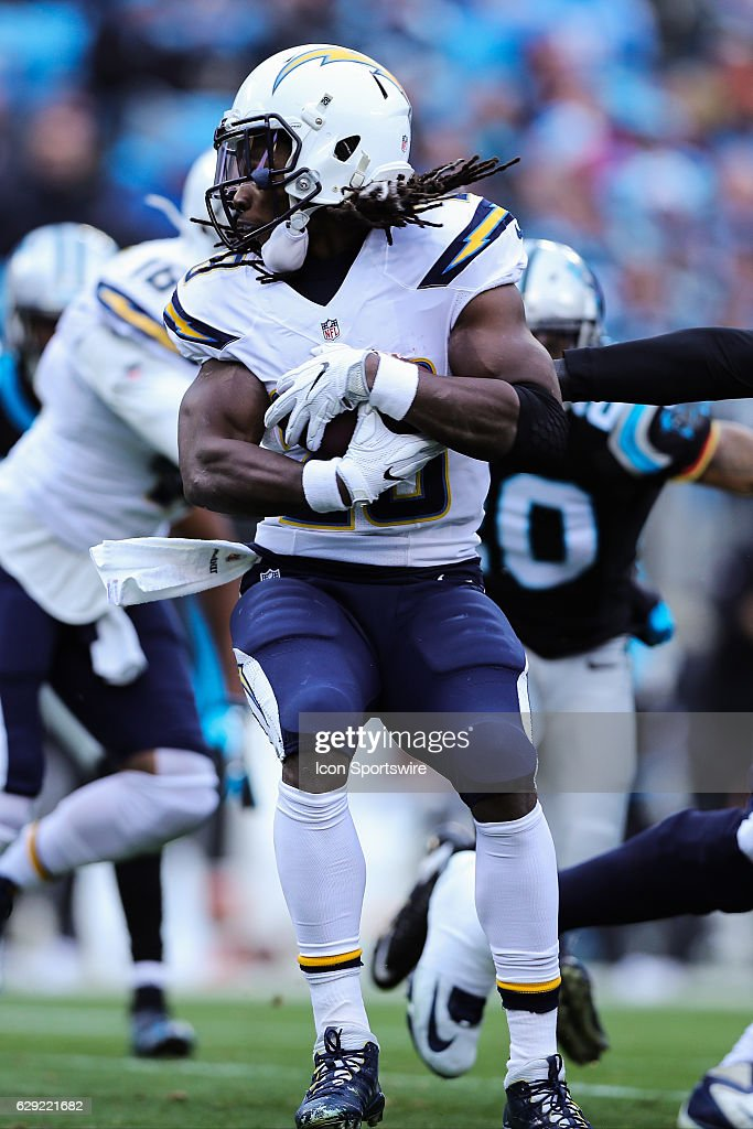 NFL: DEC 11 Chargers at Panthers : News Photo