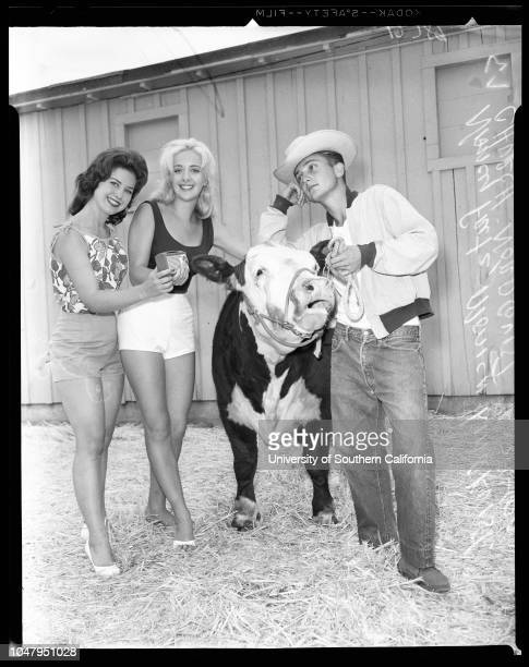 San Diego Fair 23 June 1960 Charlene McCoy 17 yearsWalter Anderson 19Dolores SeaboltPatty Manos 17Marilyn MillerLougene Porter 20 monthsLinda...