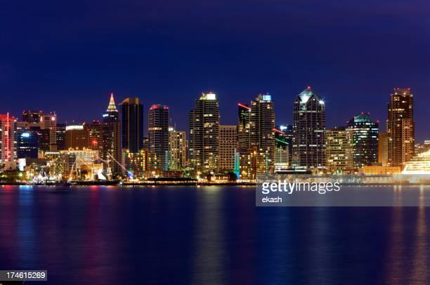 San Diego Harbor and Skyline