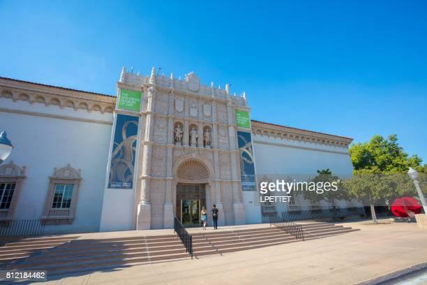 サンディエゴ美術館 - 現代美術館 ストックフォトと画像