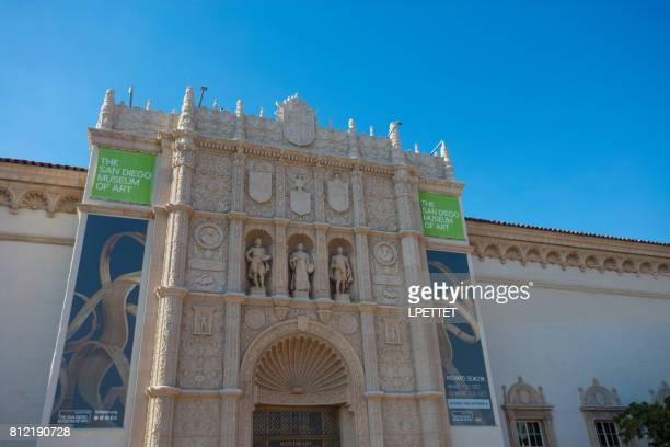 museo de arte de san diego - museo de arte contemporáneo fotografías e imágenes de stock