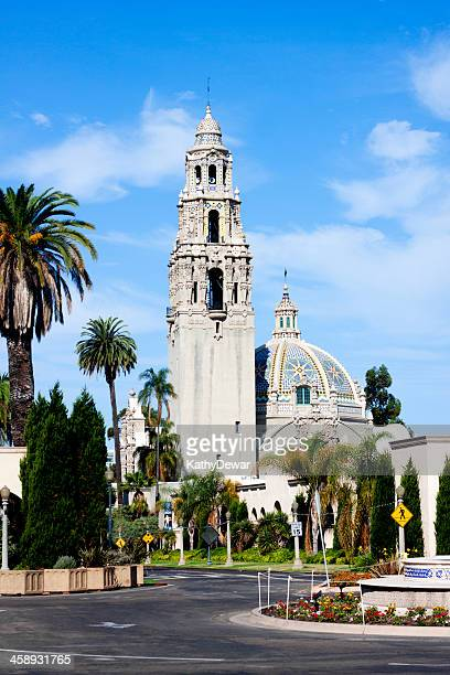 san diego museum of man - balboa park stock photos and pictures