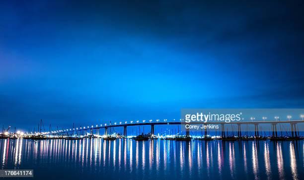 San Diego_Coronado Bridge, San Diego, California, USA