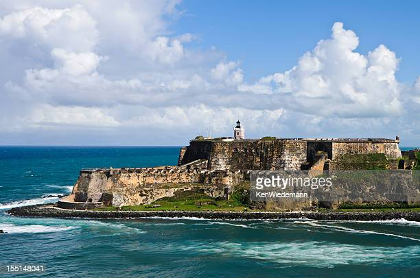 サンフェリペ・モロ城 - 要塞 ストックフォトと画像