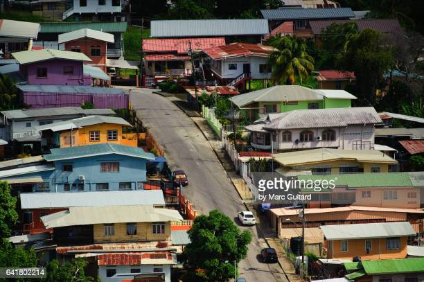 san fernando, trinidad, trinidad & tobago - trinidad and tobago stock pictures, royalty-free photos & images