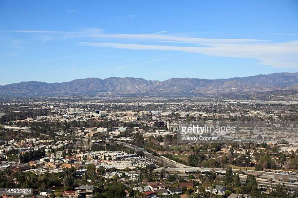 san fernando valley, los angeles, california - san fernando california stock photos and pictures