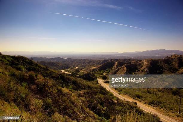 San Fernando Valley of Los Angeles, California westview