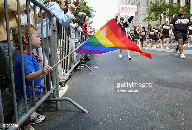 San Franciscans Celebrate Gay Pride
