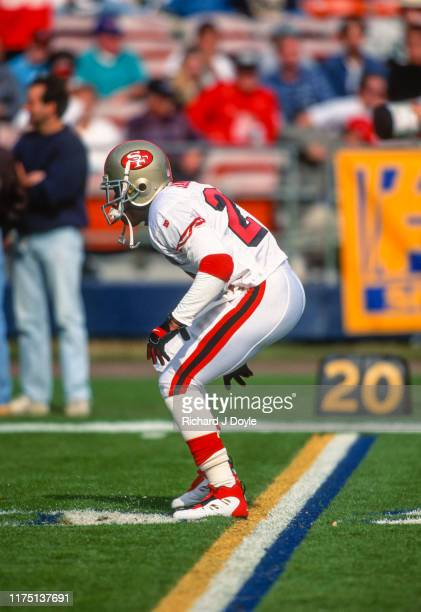 San Francisco 49ers 30 vs San Diego Chargers 24 at Jack Murphy Stadium in San Diego California