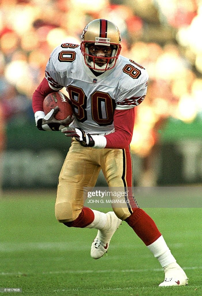 Jerry Rice Retires From The NFL