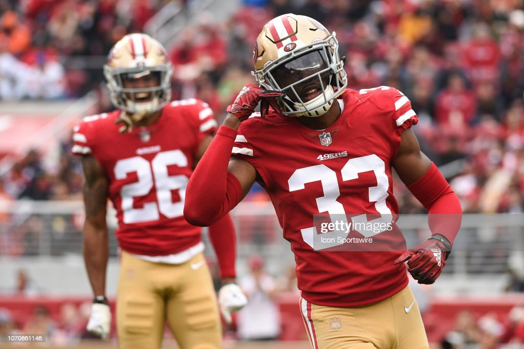 NFL: DEC 09 Broncos at 49ers : News Photo