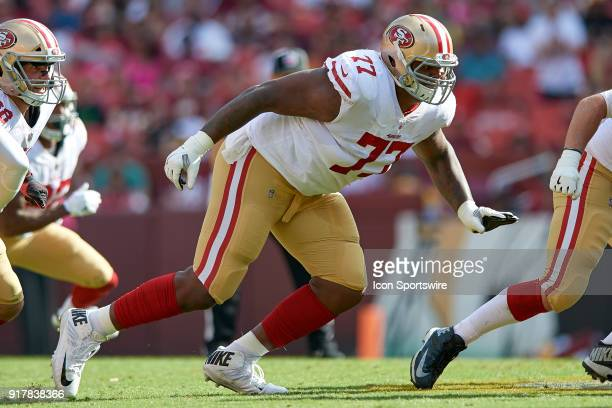 huge selection of ca365 e8767 Trent Brown American Football Player Premium Pictures ...