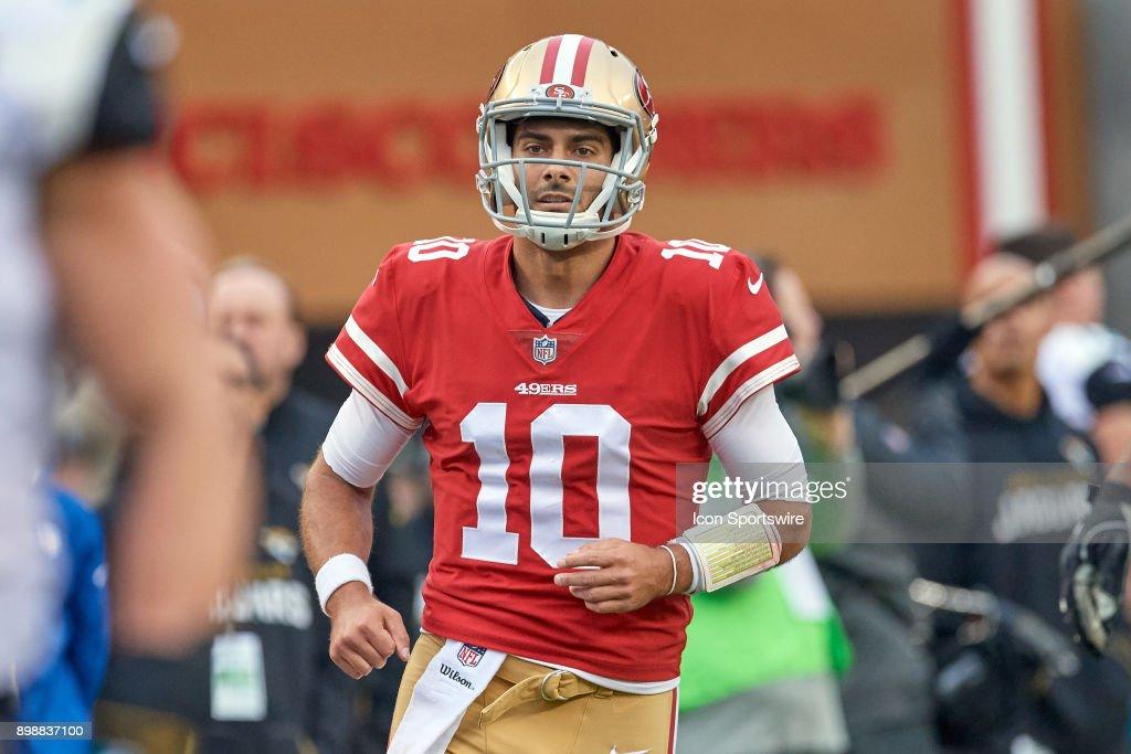 NFL: DEC 24 Jaguars at 49ers : News Photo