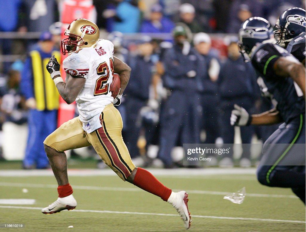 San Francisco 49ers vs Seattle Seahawks - December 14, 2006