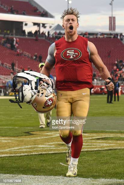 George Kittle Stock Photos And Pictures Getty Images
