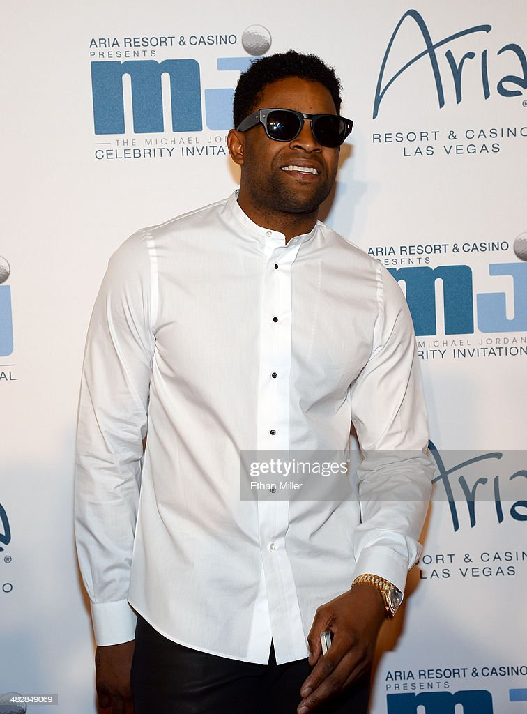 13th Annual Michael Jordan Celebrity Invitational Gala At ARIA Resort & Casino