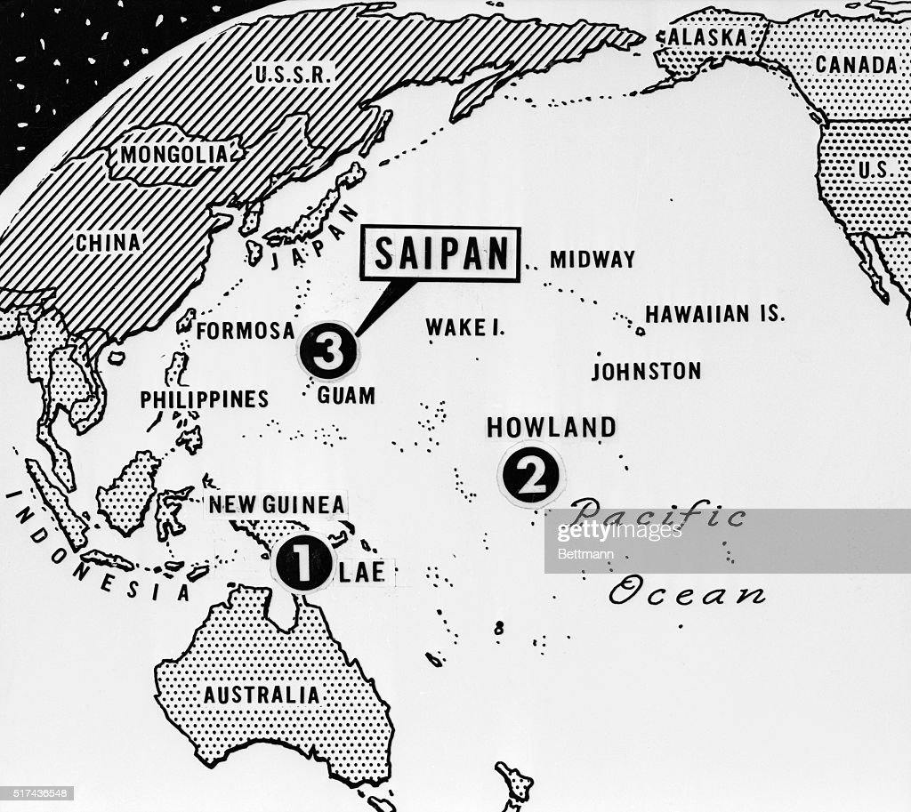 A San Francisco Radio Newsman Has Discovered On Saipan
