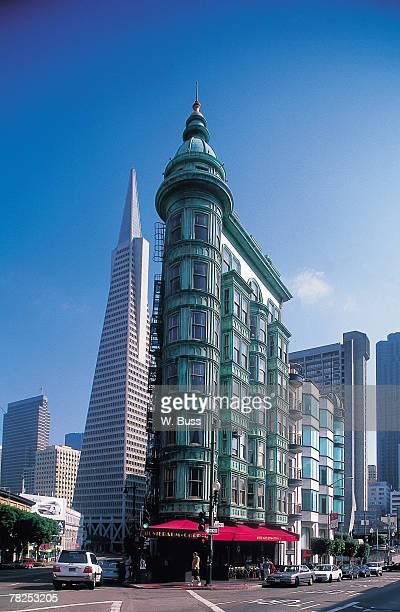 San Francisco architecture , California , USA