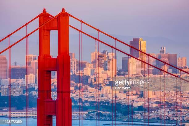 カリフォルニア州のサンフランシスコ・ベイエリア - サンフランシスコ金融地区 ストックフォトと画像
